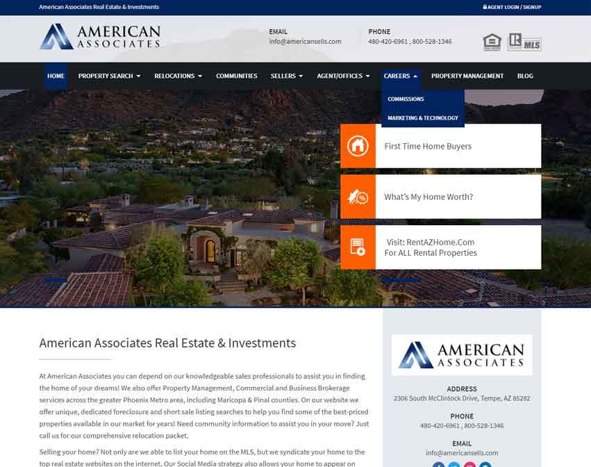 Americal Associates